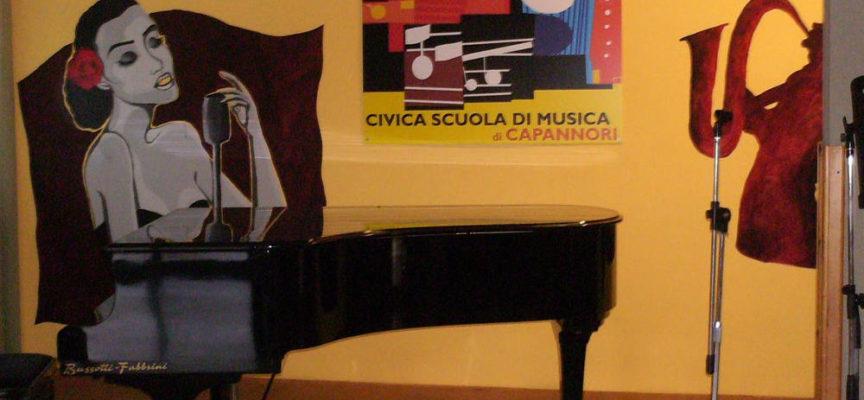 SARA' RIQUALIFICATA LA SEDE DELLA CIVICA SCUOLA DI MUSICA DI CAPANNORI A ZONE