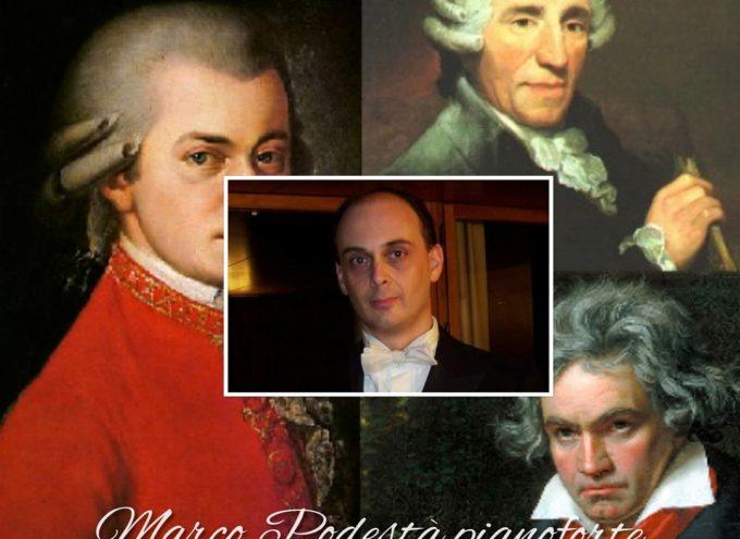 """VILLA BERTELLI – """"Il Classicismo viennese"""" domenica 5 maggio  ore 18"""