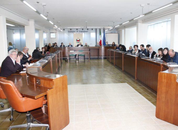 CAPANNORI – IL CONSIGLIO COMUNALE APPROVA IL RENDICONTO DELLA GESTIONE 2018.
