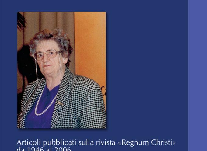 Rosy Bindi a Lucca per presentare la raccolta degli articoli di Maria Eletta Martini