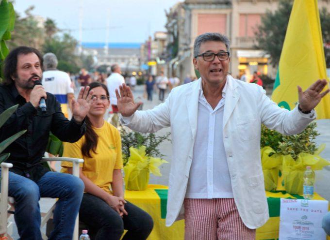 CAMAIORE – Piazza Diaz Camaiore EFFETTO PIAZZETTA SABATO 18 MAGGIO ORE 18.30