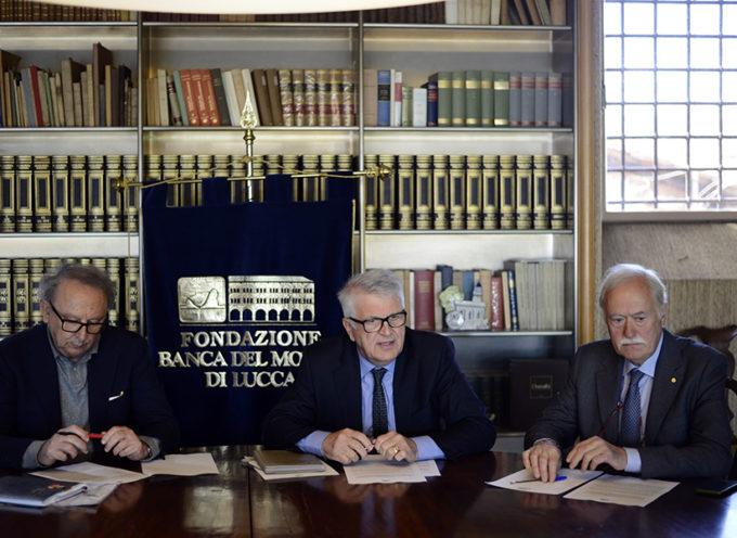 Fondazione Banca del Monte di Lucca: approvato all'unanimità il bilancio 2018