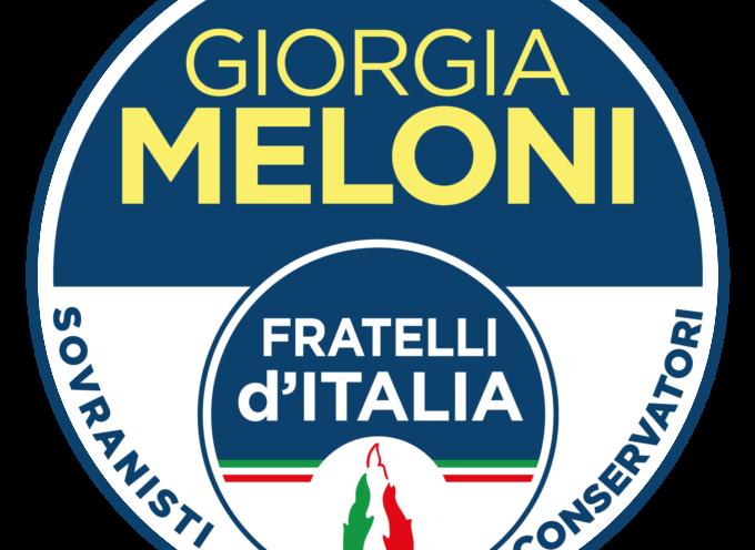 ELEZIONI EUROPEE: TUTTI I CANDIDATI DI FRATELLI D'ITALIA