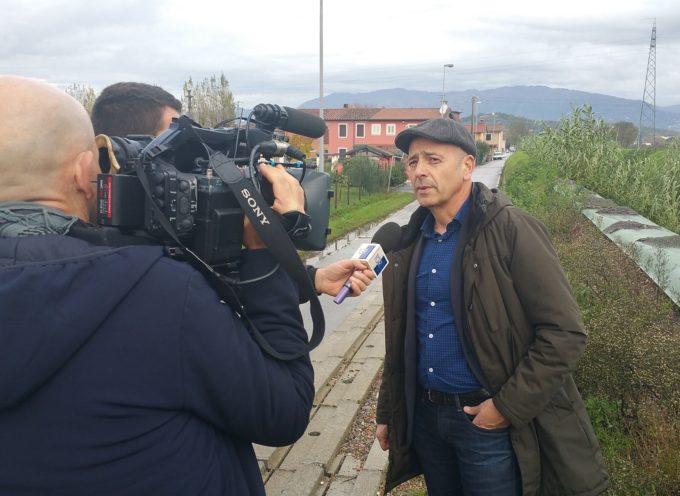 PORCARI – Rio Leccio, via alle verifiche geologiche per la messa in sicurezza dell'argine destro