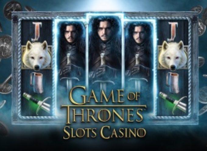 Zynga lancia il Game of Thrones® Slots Casino primo nel suo genere