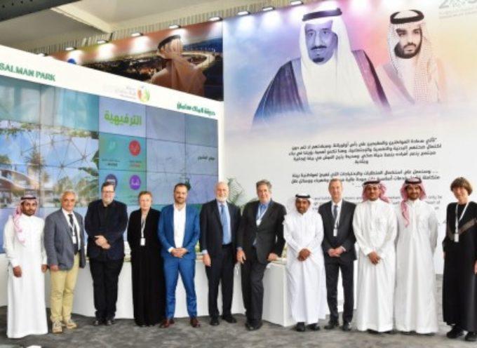 Gli esperti internazionali apprezzano i progetti di ottimizzazione dello stile di vita a Riyadh