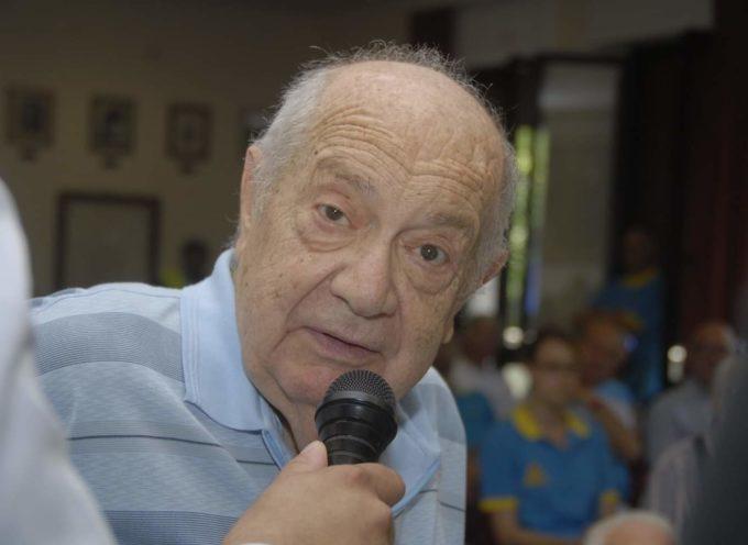 Grave lutto per la Comunità Seravezzina, è scomparso il dott. Carnicelli
