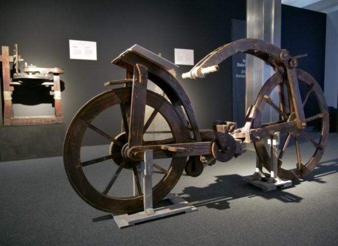Arte e natura in Versiliana: apre la mostra su Leonardo da Vinci