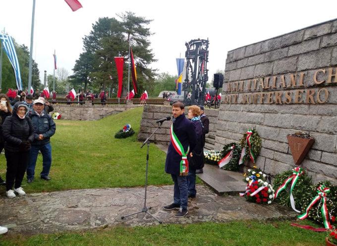 Percorso della Memoria: la delegazione di Seravezza al Pellegrinaggio nei luoghi degli stermini nazisti