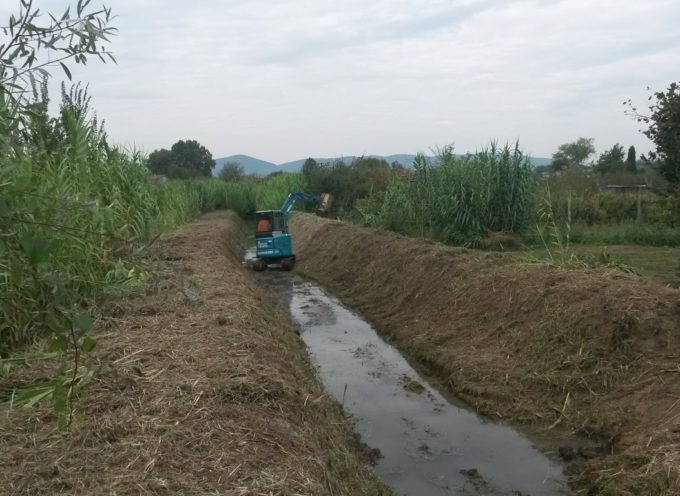 Oltre un milione e 600mila euro per la manutenzione dei corsi d'acqua di Massa, Carrara,