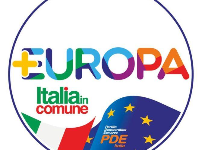 ELEZIONI EUROPEE: TUTTI I CANDIDATI DI + EUROPA