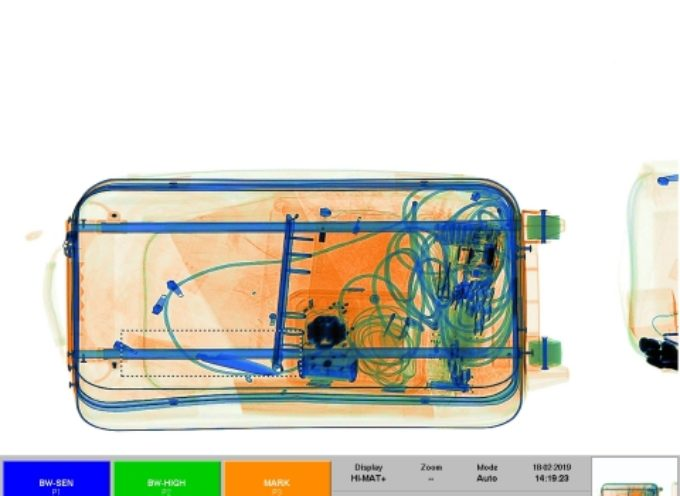 Smiths Detection offre sistemi di rilevamento delle armi accurati e affidabili