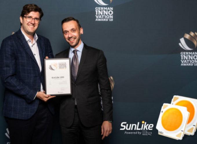 Assegnato ai LED a spettro naturale della serie SunLike di Seoul Semiconductor il Premio per l'innovazione tedesco 2019