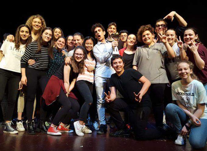 TEATRO-SCUOLA: Giovani del Majorana vincono la rassegna nazionale Teatro Festival di Crema e volano al Piccolo di Milano