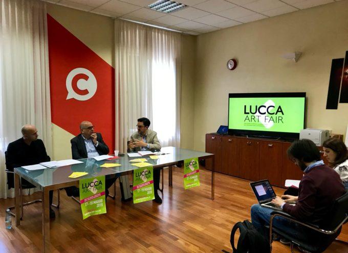Lucca Art Fair: si alza il sipario sulla fiera d'arte moderna e contemporanea
