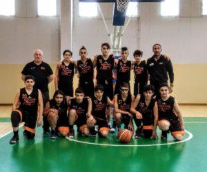 La squadra Under 14 del Versilia Basket raggiunge le Final Four regionali