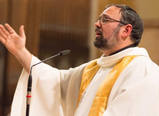 Un gesto di carità per l'ingresso del Vescovo Paolo Giulietti