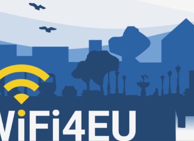 Il Comune di Stazzema vince un bando europeo per istallazione di reti wifi pubbliche sul territorio.
