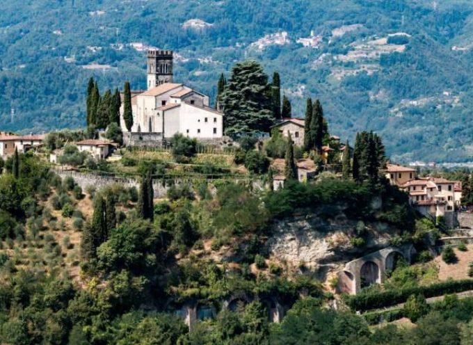 In camper in Toscana, fino a Lucca, tra Lunigiana e Garfagnana