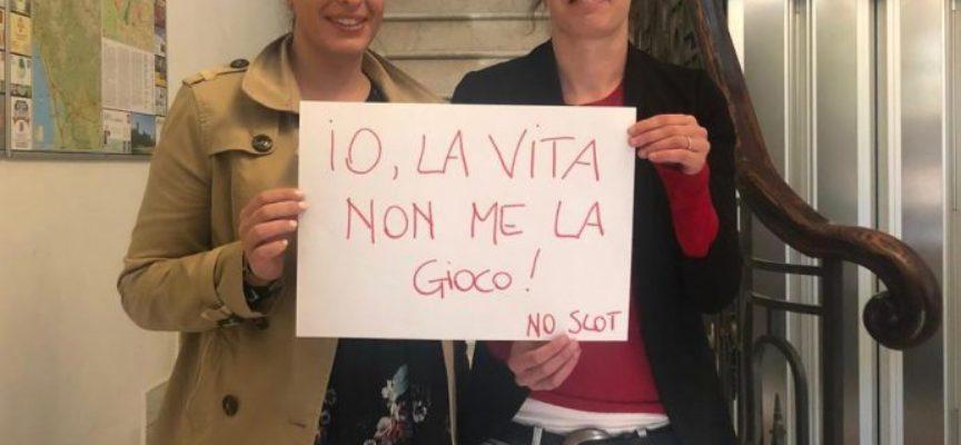 "ALTOPASCIO – ""Io la vita non me la gioco! No slot"""