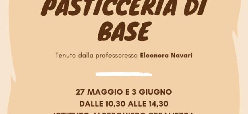 Corso di pasticceria a Seravezza – Sinergia tra Slow Food e l´Istituto Alberghiero G. Marconi