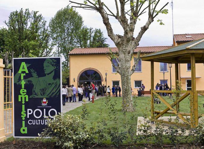la biblioteca comunale 'Ungaretti' ad Artèmisia sarà chiusa al pubblico perchè sede di seggio