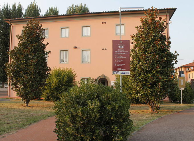 AL MUSEO ATHENA APRE LA MOSTRA  'ANTICA STRADA MAESTRA'