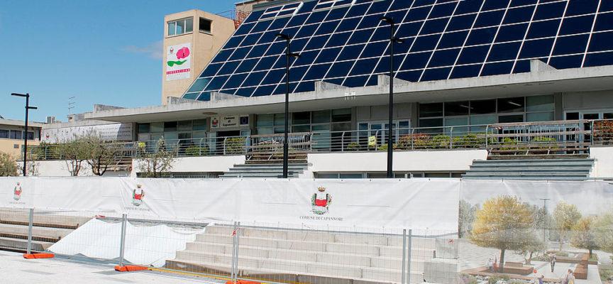 """CAPANNORI """"La nuova piazza Aldo Moro è tutta finanziata con i soldi europei vinti da un bando regionale"""""""