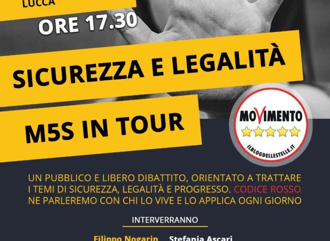 """Domani pomeriggio  presso la Casa del Boia di Lucca alle ore 17,30 dibattito pubblico sul """"Codice Rosso"""""""