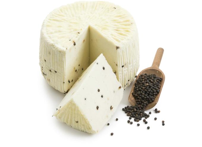 Formaggio di pecora al Pepe Nero prodotto in Italia da NEBRODI FORMAGGI srl contaminato da Escherichia coli ritirato dal mercato europeo.