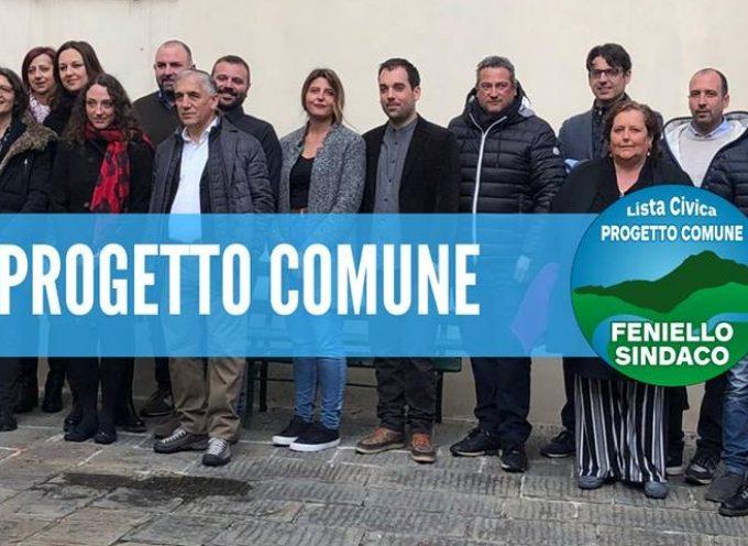 """BARGA: I CANDIDATI DI """"PROGETTO COMUNE"""""""