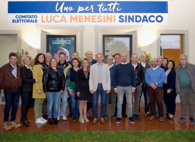"""CAPANNORI – la lista dei canditati a sostegno di Menesini """"Popolari e moderati"""""""