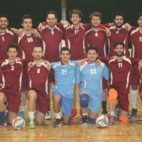 A Lucca, nella gara 1 dei play-off di Prima Divisione maschile, la formazione del Volley 2P Pantera/Porcari parte con il piede giusto.