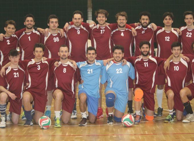 PALLAVOLO 1a Divisione maschile Si ferma ad Arezzo la promozione in serie D per il Volley 2P PanteraPorcari