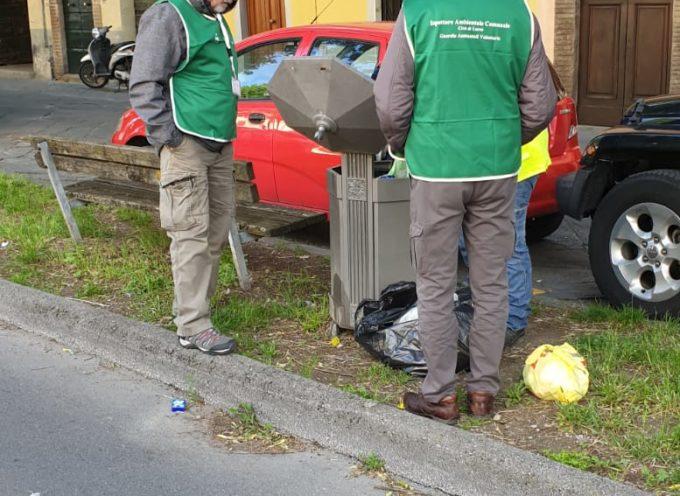 LUCCA – In servizio da ieri i primi due ispettori ambientali volontari