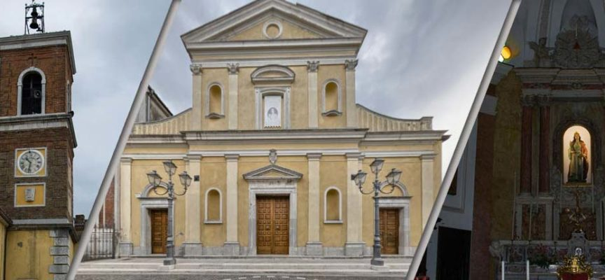 lucca – Una nuova opera pittorica per la chiesa di Santa Caterina