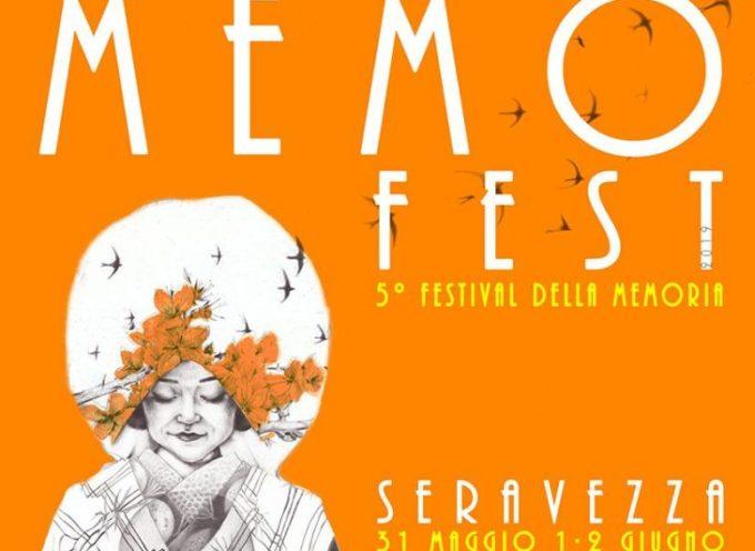 Memofest: a Seravezza da venerdì a domenica la memoria in tutte le sue declinazioni