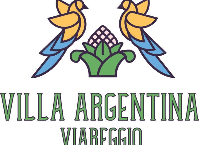 ECCO I LOGHI GRAFICI DI PALAZZO DUCALE E VILLA ARGENTINA