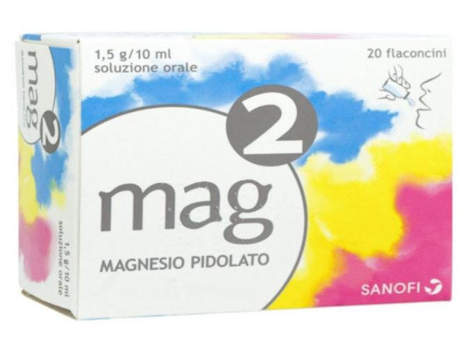 Sanofi ritira volontariamente integratore al magnesio MAG 2: presenza corpo estraneo in confezioni