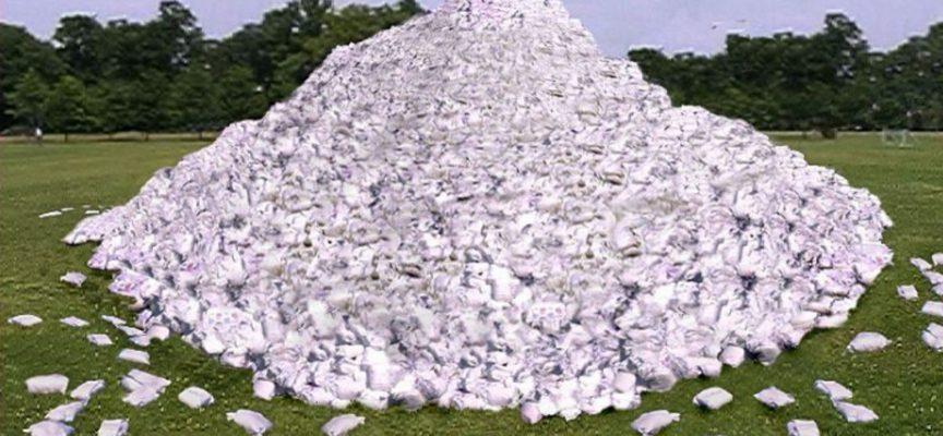 Riciclo pannolini: Costa firma il decreto che svuoterà discariche e inceneritori