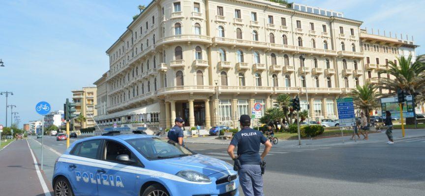Viareggio – Arrestato un tunisino per tentato furto aggravato. A suo carico già numerosi precedenti penali.