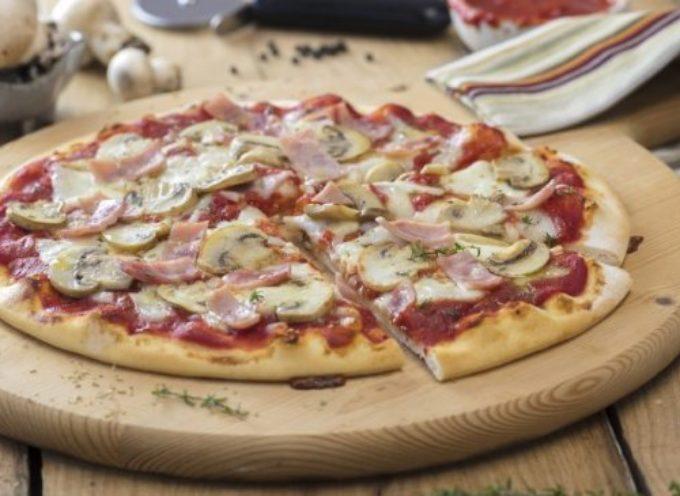 """Frammenti di metallo, Lidl richiama la pizza prosciutto funghi """"Chef Select""""."""