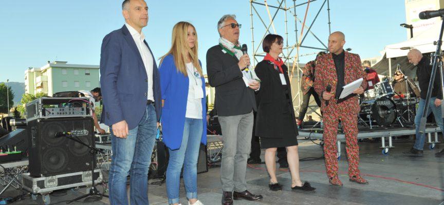 GRANDE SUCCESSO DEL CONCERTONE DEL PRIMO MAGGIO A CAPANNORI