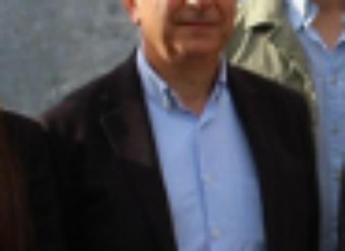 Amerigo Guidi, portavoce della lista Stazzema Bene Comune, ringrazia e si prepara ad occupare le file dell´opposizione insieme ai suoi consiglieri