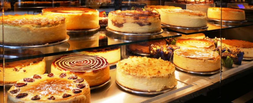 10 torte famose da provare nelle città più dolci d'Europa