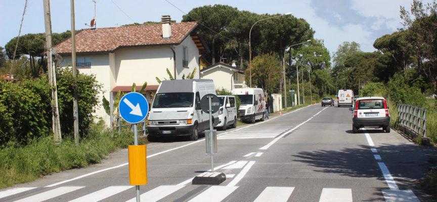 Via Tremaiola, prime misure contro l'alta velocità