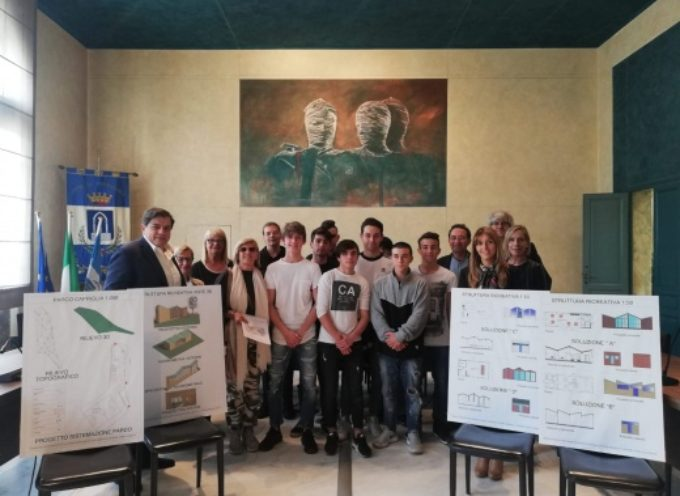 un centro ricreativo eco sostenibile per Capriglia, il progetto degli studenti Don Lazzeri Stagi
