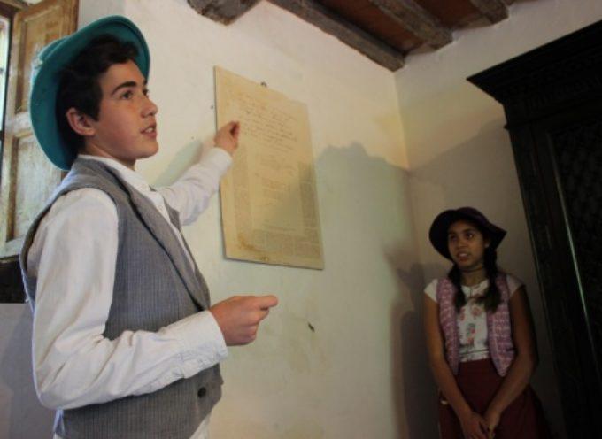"""PIETRASANTA – poesia, musica e arte per i 650 pellegrini di """"Mille e una Notte"""""""