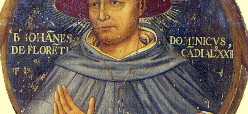 """Il Santo del giorno, 10 Giugno: S.Giovanni Bachini, detto """"Dominici"""""""
