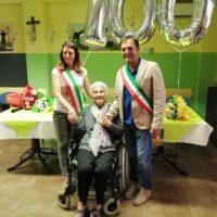 100 anni per Leda